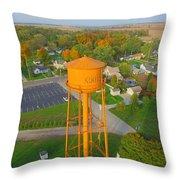 Kouts Indiana Throw Pillow