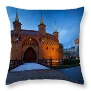krakow 'IX Throw Pillow