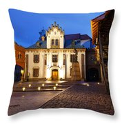 krakow 'VIII Throw Pillow