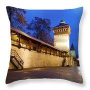 krakow 'XIV Throw Pillow