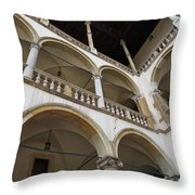 krakow 'XX Throw Pillow
