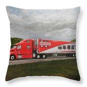 Kreilkamp Truck Throw Pillow