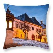 kremnica 'XI Throw Pillow