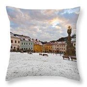 kremnica 'XV Throw Pillow