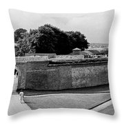 Kronborg Castle 3 Throw Pillow
