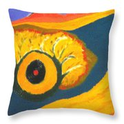 Krshna Throw Pillow