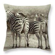 Kruger Throw Pillow