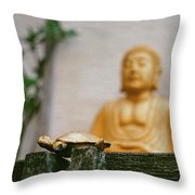 Kura-kura Throw Pillow
