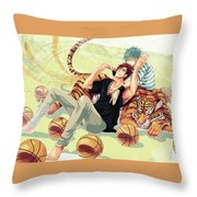 Kuroko's Basketball Throw Pillow