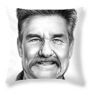 Kurt Russell Throw Pillow