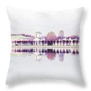 Kuskovo Estate, Moscow Throw Pillow