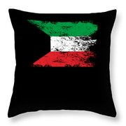 Kuwait Shirt Gift Country Flag Patriotic Travel Asia Light Throw Pillow