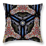 KV6 Throw Pillow by Writermore Arts