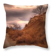 Kvr Collection Throw Pillow
