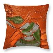 Kwepena - Tile Throw Pillow