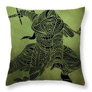 Kylo Ren - Star Wars Art  Throw Pillow