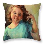 Kymberlynn Throw Pillow