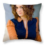 L10.0 Throw Pillow