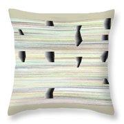L16-7 Throw Pillow