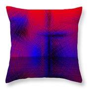 L24-63 Throw Pillow