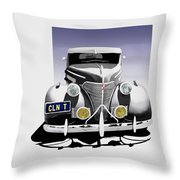 La Bomba Lowrider Throw Pillow