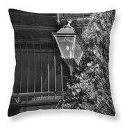 La Buvette - Corner Throw Pillow