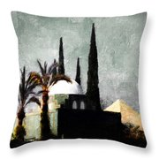 La Casbah Throw Pillow