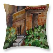 La Casitas Throw Pillow