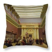 La Galerie Campana Throw Pillow by Charles Giraud