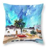 La Isleta Del Moro 07 Throw Pillow