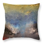 La Jolla Throw Pillow