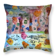 La-la Land Throw Pillow