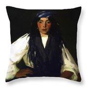La Mora 1912 Throw Pillow
