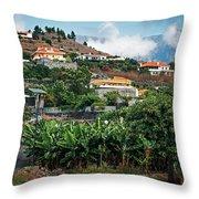 La Palma - Los Llanos Throw Pillow