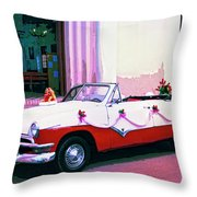 La Princesa Throw Pillow