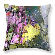 La Provence 01 Throw Pillow