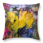 La Provence 06 Throw Pillow