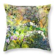 La Provence 07 Throw Pillow