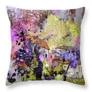 La Provence 10 Throw Pillow