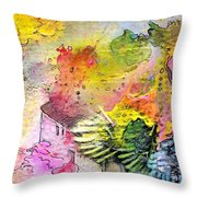 La Provence 12 Throw Pillow