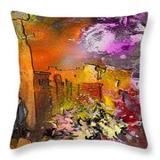 La Provence 14 Throw Pillow