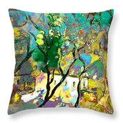 La Provence 16 Throw Pillow