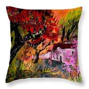 La Provence 22 Throw Pillow