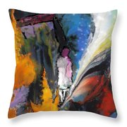 La Provence 23 Throw Pillow