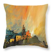 La Provence 25 Throw Pillow