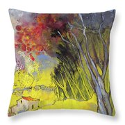La Provence 26 Throw Pillow