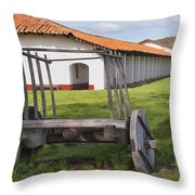 La Purisima Arches Throw Pillow