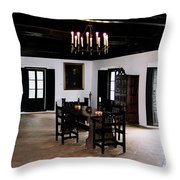La Rabida Monasterio - Huelva Throw Pillow