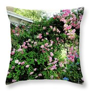 Labor Of Love Throw Pillow