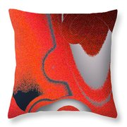 Labremains Throw Pillow